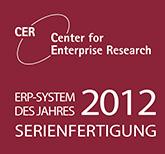 ERP-System des Jahres 2012: APplus in der Kategorie Serienfertigung nominiert