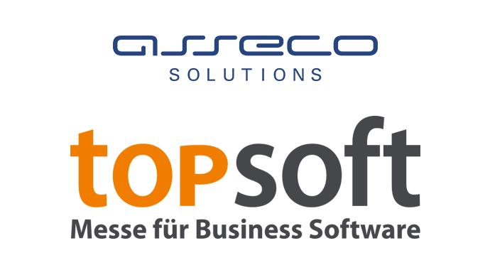 Asseco Solutions auf der IT-Fachmesse topsoft 2015