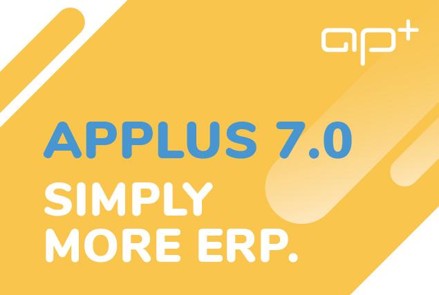 APplus 7.0 Brochure