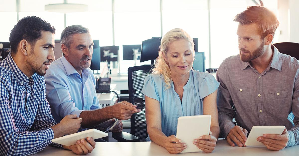 So verbessern Sie die digitale Zusammenarbeit in Ihrem Unternehmen durch ein ERP-System