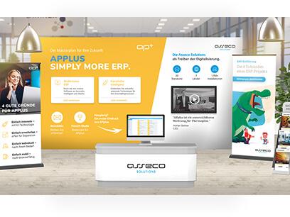 Asseco auf der DiMitEx 2020: Intelligente Vertriebsunterstützung mit APplus 7.0
