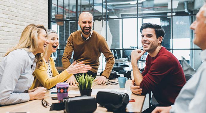 Welche Aufgabe hat die Geschäftsleitung im ERP-Projekt?