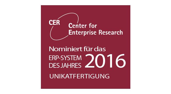 """""""ERP-System des Jahres"""": APplus in der Kategorie Unikatfertigung nominiert"""
