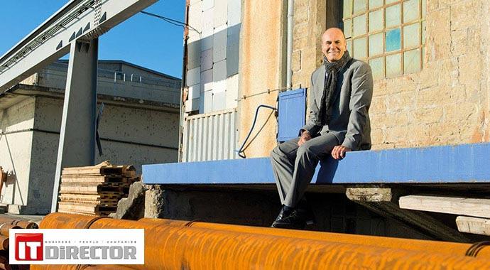 Holger Nawratil im Interview mit dem IT Director