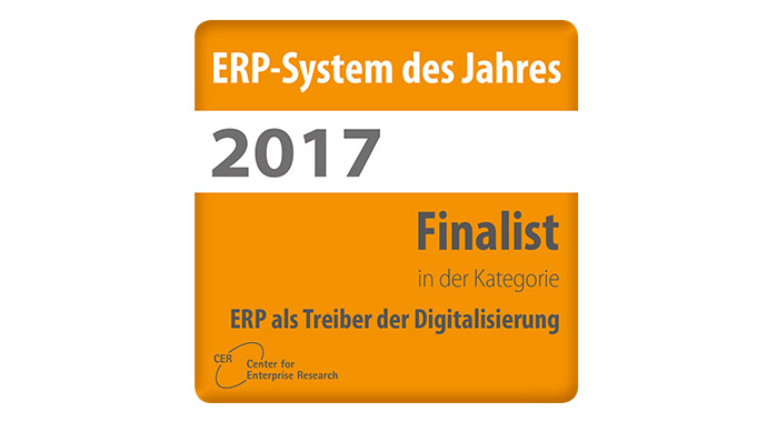 """APplus nominated for ERP System of the Year Award in the """"ERP as a driver for digitalisation"""" category"""