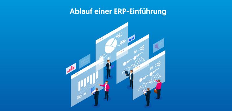 Ablauf einer ERP-Einführung