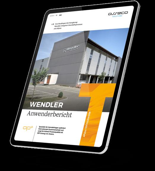 >WENDLER EINLAGEN GmbH & Co. KG