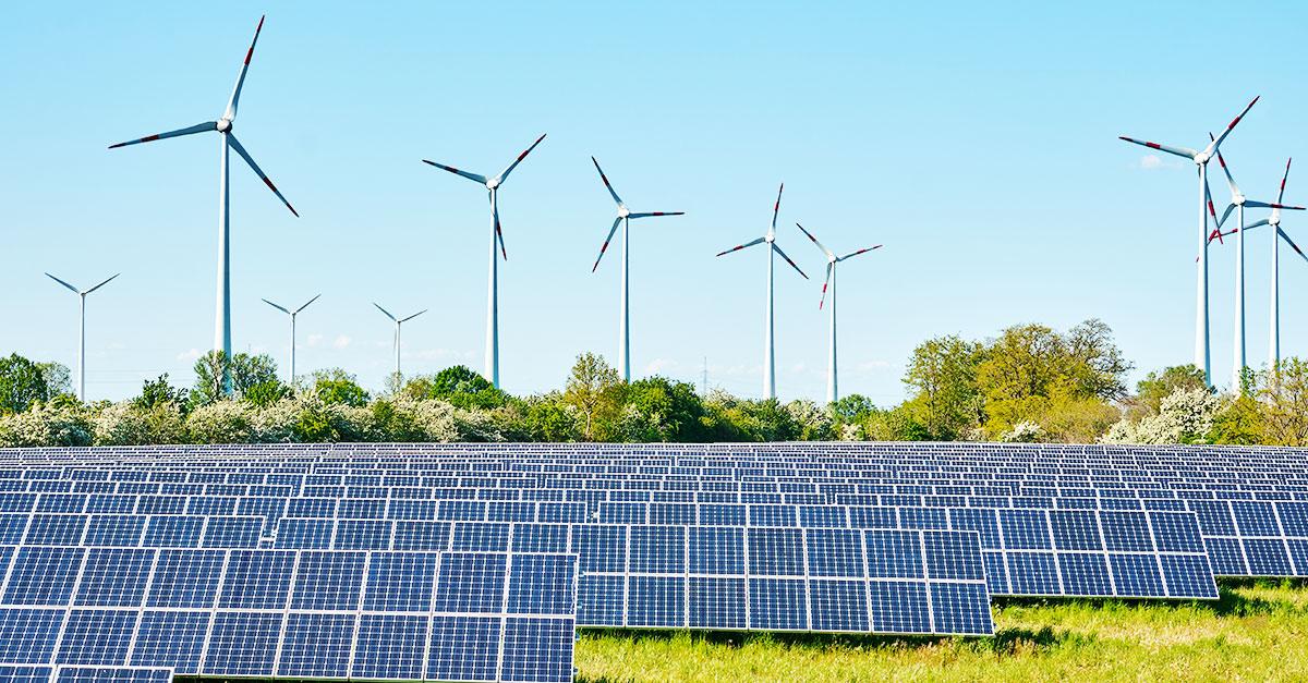 Elektromobilität mit erneuerbaren Energien umweltfreundlicher machen