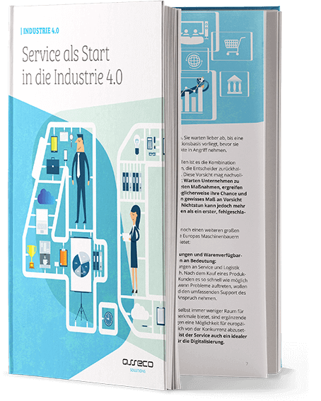 Service als Start in die Industrie 4.0
