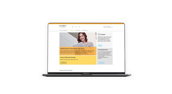 """Marktplatz für individuelle APplus-Erweiterungen: Asseco lanciert """"Enterprise App Store"""""""