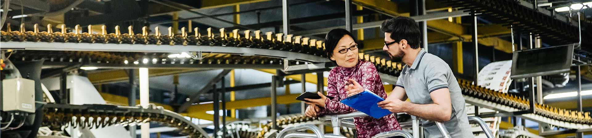 Bessere Produktionsplanung dank ERP-System