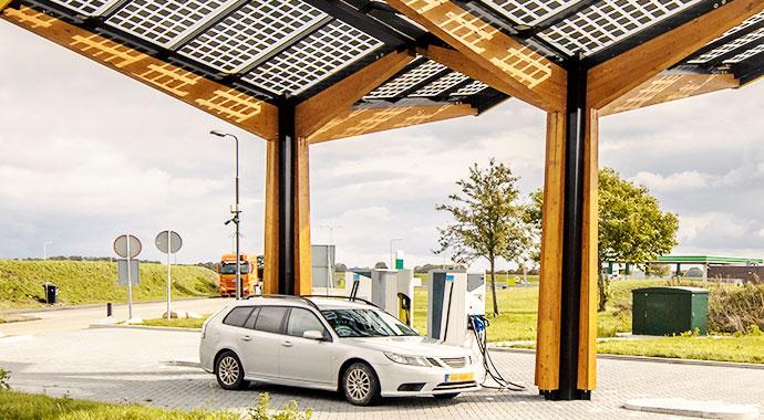 Potentiale im Bereich E-Mobility Infrastruktur
