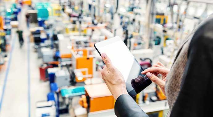 Das passende ERP-System für den Maschinenbau