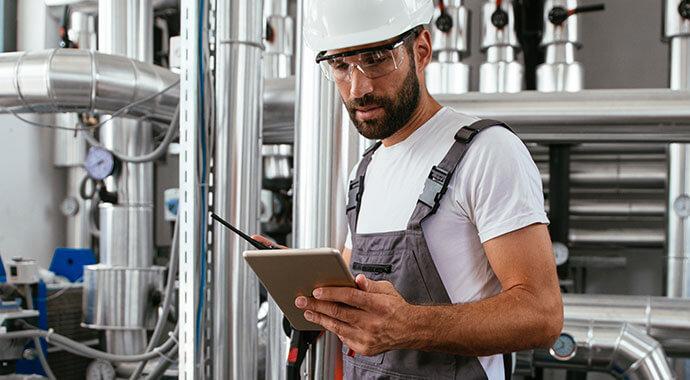 >So schaffen Sie eine smarte Verknüpfung von Service und ERP-System