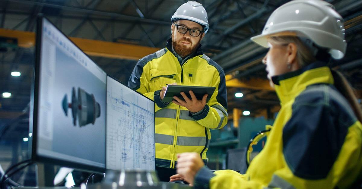ERP in der Produktion: Digitale Kommunikation und flexible Planung statt Zettelchaos