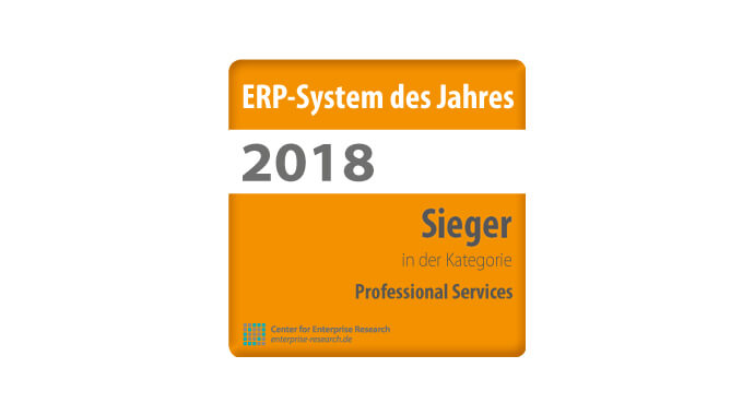 APplus voted ERP system of the year for professional services