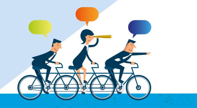 Gewinnen Sie alle Beteiligten für das ERP-Projekt