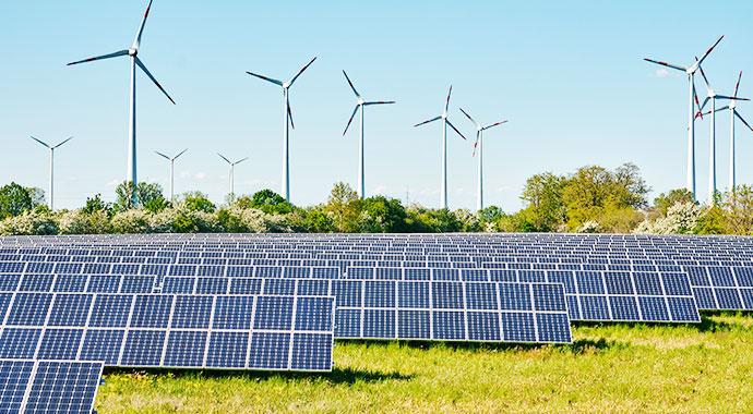 Elektromobilität mit erneuerbaren Energien