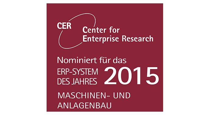 """APplus als """"ERP-System des Jahres"""" im Maschinen- und Anlagenbau nominiert"""